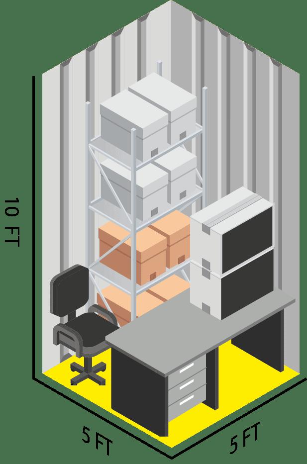 The Storage Hub - self storage huntingdon, document storage huntingdon, storage huntingdon